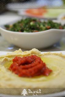 Hummus & Tabouli