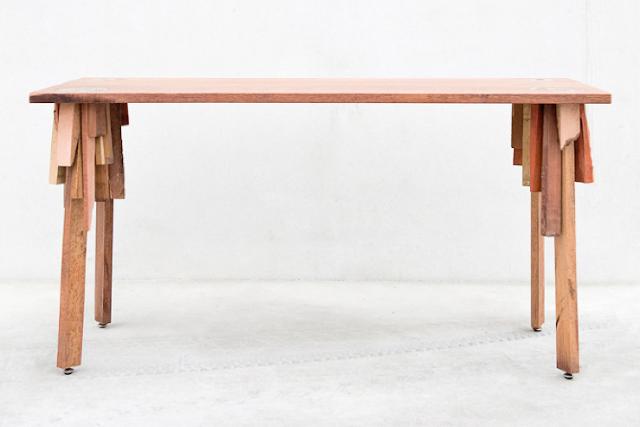 Furniture by Pepe Heykoop. Photography by Annemarijne Bax (via Nest of Pearls)