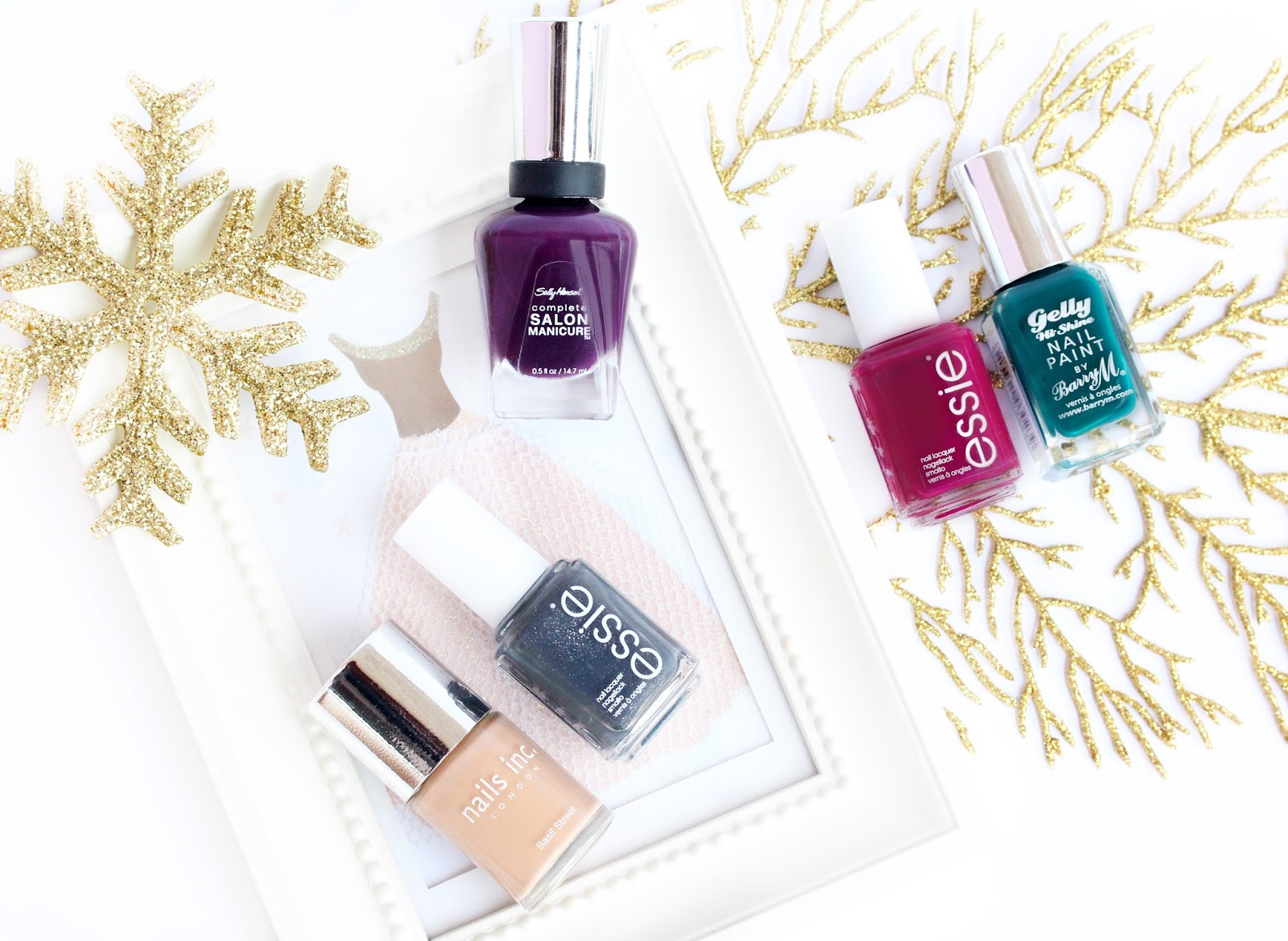 Autumn / Winter Nail Polishes