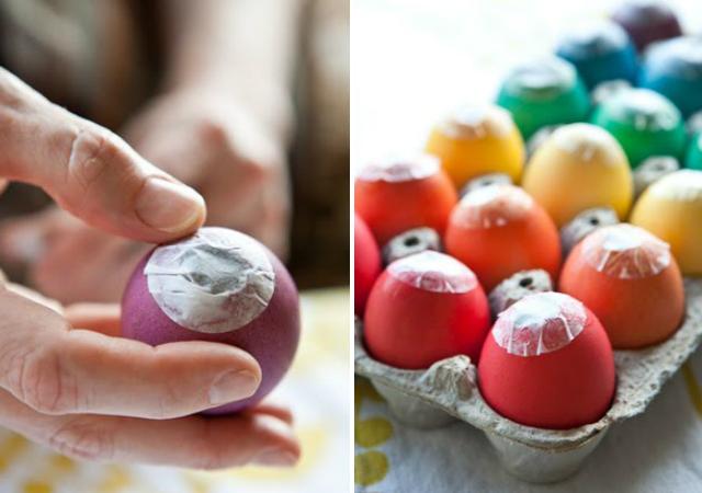 ovos para páscoa