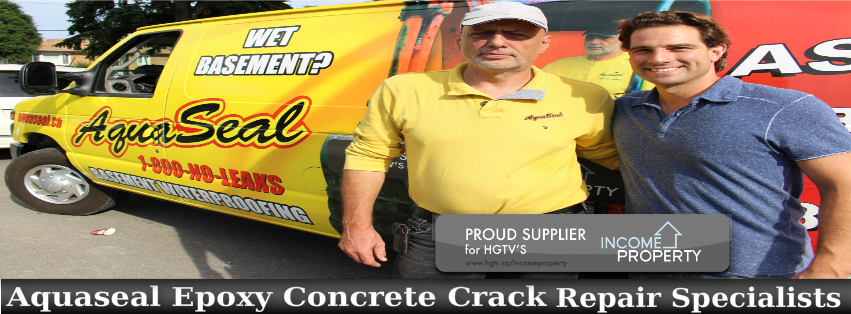 Niagara Basement Foundation Concrete Crack Repair Specialists Niagra in Niagara