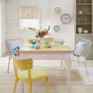 แบบโต๊ะอาหารเช้า