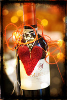 Vinet öppnar hjärtat