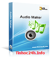 3Herosoft Audio Maker