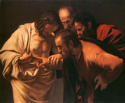 Caravaggio pinturas