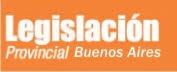 Legislación Provincia de Buenos Aires