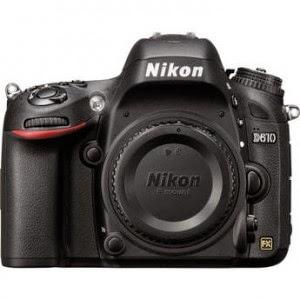 Harga dan Spesifikasi Kamera DSLR Nikon D610