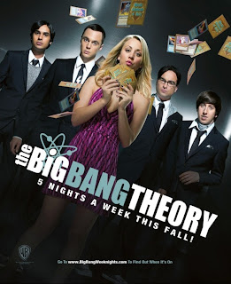 The Big Bang Theory Cartaz%255B3%255D The Big Bang Theory 5 temporada   AVi + RMVB Legendado
