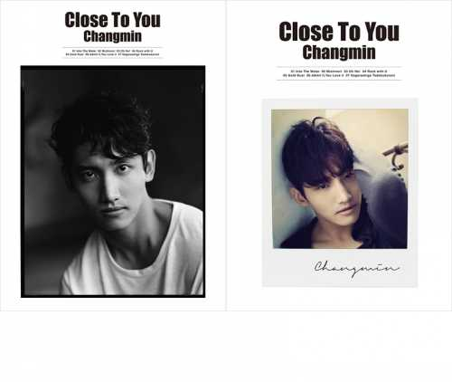 [Album] CHANGMIN from 東方神起 – Close To You (2015.11.18/MP3/RAR)