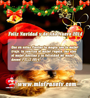 Frases De Año Nuevo: Feliz Navidad Y Año Nuevo 2014 Que En Estas Fiestas