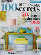 Style at Home Magazine 100+ Best Designer Secrets