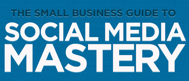 image: Social Media Mastery Guide for Small Businesses