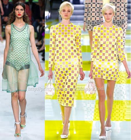 Секси прозрачни роклички пролет-лято 2013