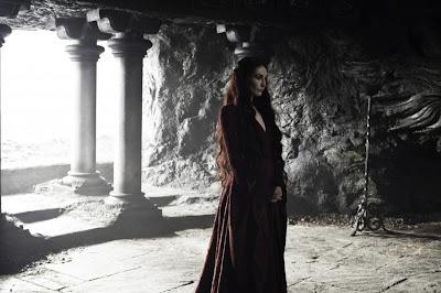 Melisandre 3T - Juego de Tronos en los siete reinos