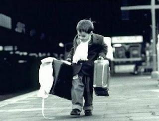 El Síndrome del nido vacío-psicologia-niño