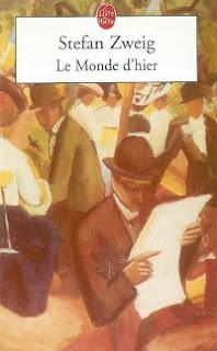 Le monde d_hier - Stefan Zweig