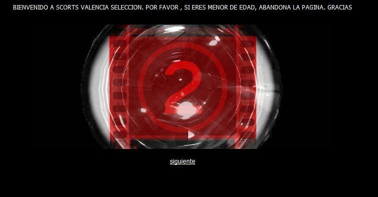 Scorts Seleccion Valencia