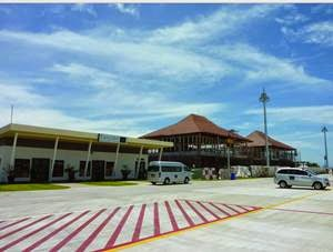 Temporary General Aviation Terminal