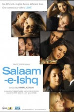 Watch Salaam-E-Ishq 2007 Megavideo Movie Online