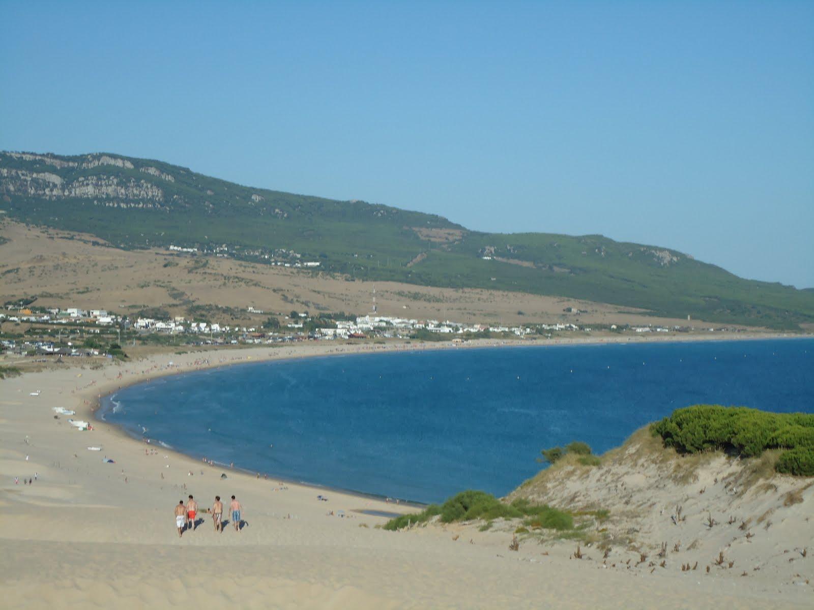 Mi Viaje!: Camping en Facinas, Tarifa y Playa Bolonia...
