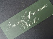 I'm an Infomaniac Bitch