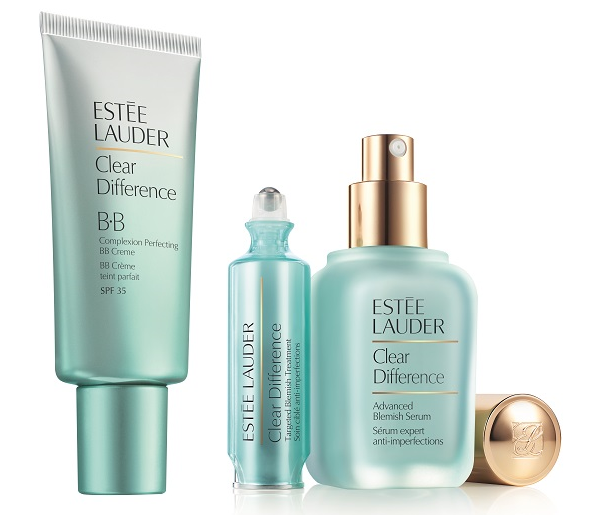 Estee Lauder Clear Difference Skincare