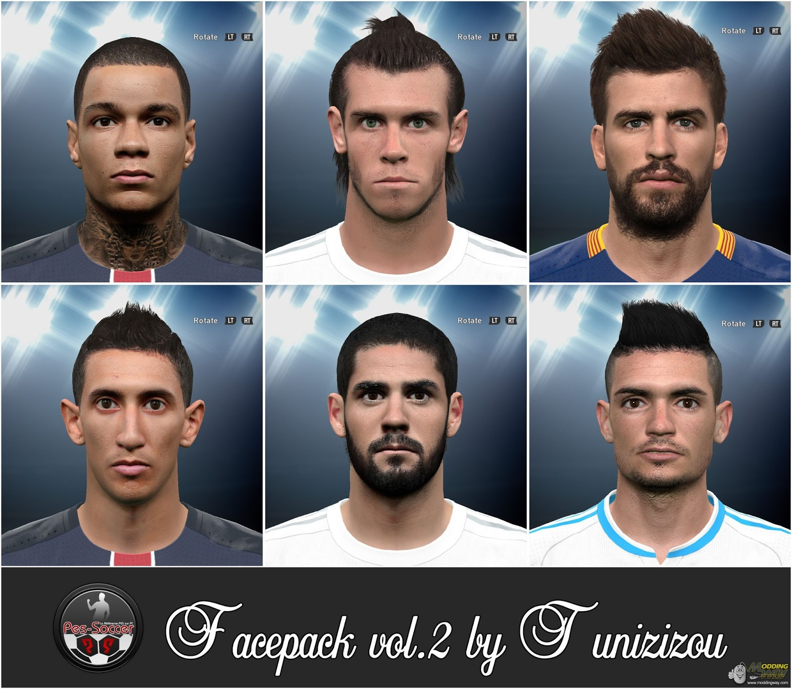Pro Evolution Soccer 2015 - GameCopyWorld - Mirrors - No