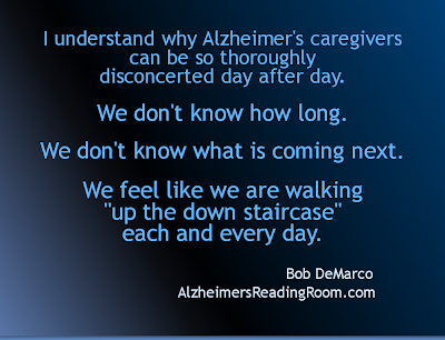 How Alzheimer's Patients Experience Cognitive Decline