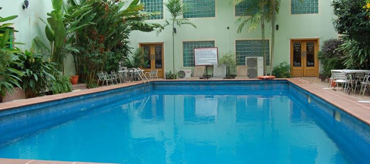 The Dover Hotel, Lekki swimming pool