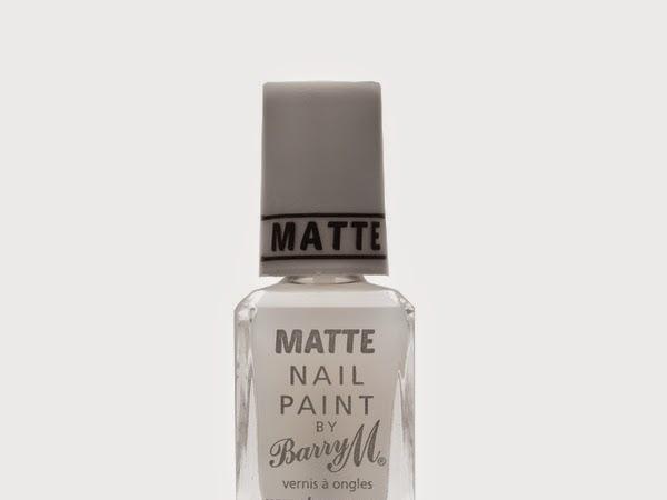 Barry M Matte Nail Paint Top Coat