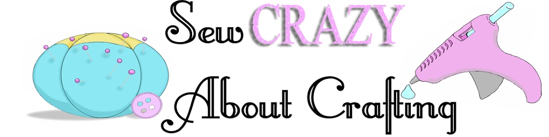 Sew Crazy About Crafting