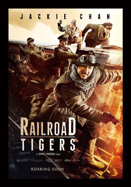 Railroad Tigers (2016) ταινιες online seires xrysoi greek subs