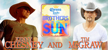Chesney McGRaw New Orleans 2012 Superdome Tickets
