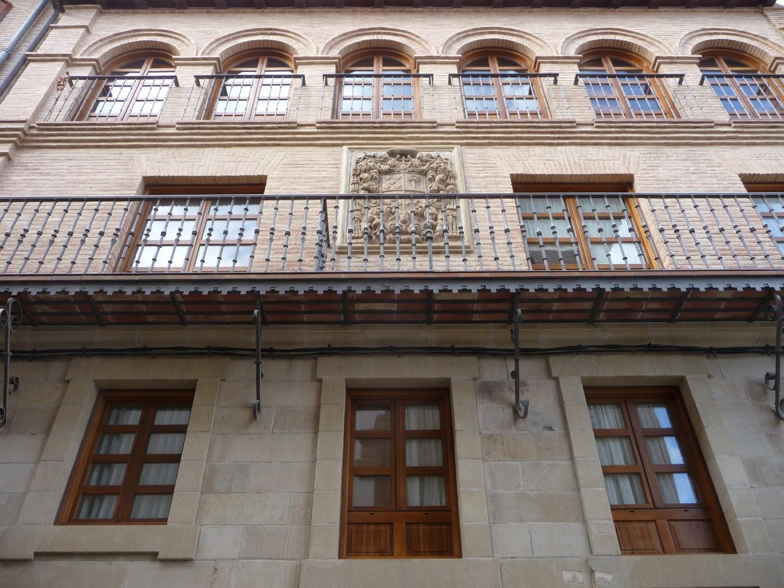 Viana digital archive callejeando 1 rua de santa mar a for Cuarto creciente zaragoza