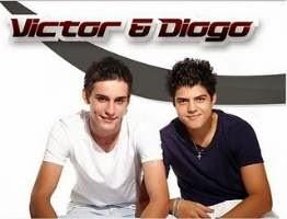 Frases de fama Victor e Diogo