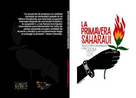 Los escritores saharauis con Gdeim Izik