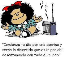 Mafalda una genia!!