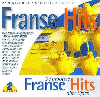 V.A. – De Grootste Franse Hits Aller Tijden  (3 Cd Box)