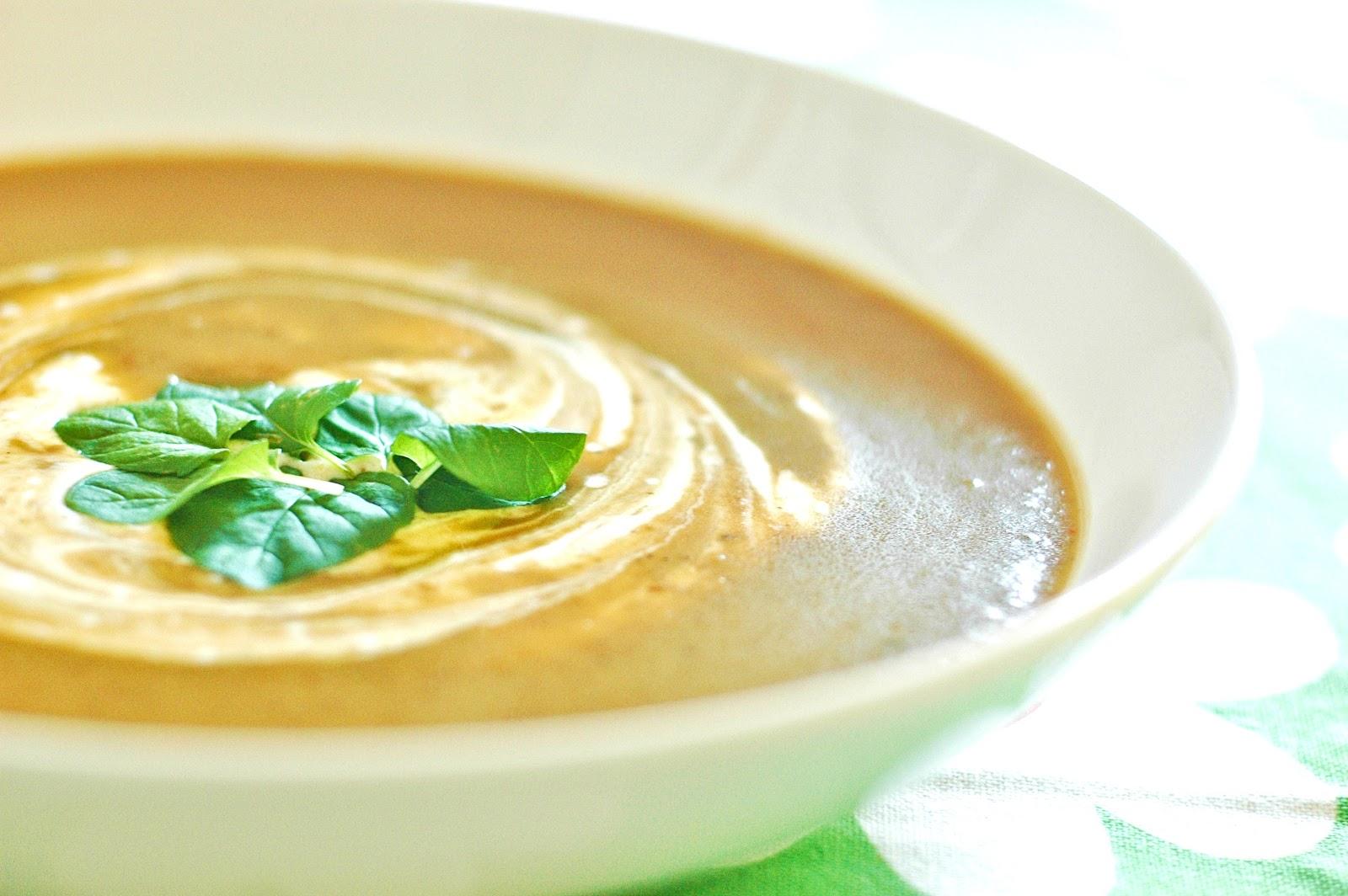 Суп пюре с чечевицей рецепт