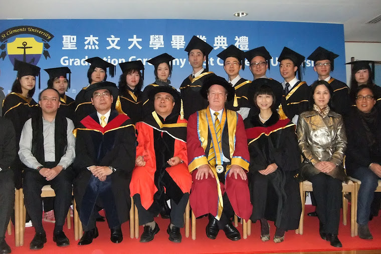 畢業典禮於HKU 盛況空前, 100學生及嘉賓出席