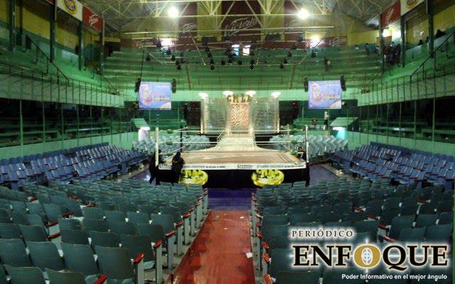 Venir a la Arena Puebla y no mentar madres