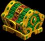 Green Treasure Chest