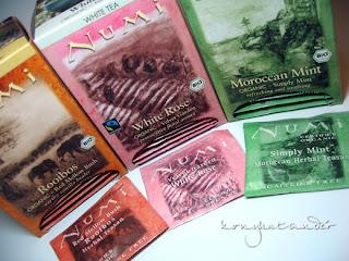 Numi-tea-bags