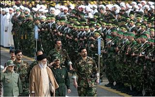 Rouhani: AS Simpan Dendam Terhadap Garda Revolusi Iran