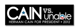 Herman Cain Campaign Buttons/Bumper Stickers HermanCa5