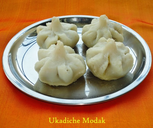 ukadiche modaks ready to serve