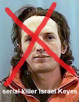 Alaska serial killer Israel Keyes