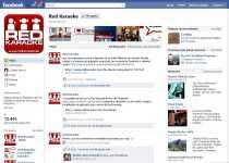 Red Karaoke en Facebook Red Karaoke Facebook