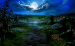 صور القمر بين السحاب