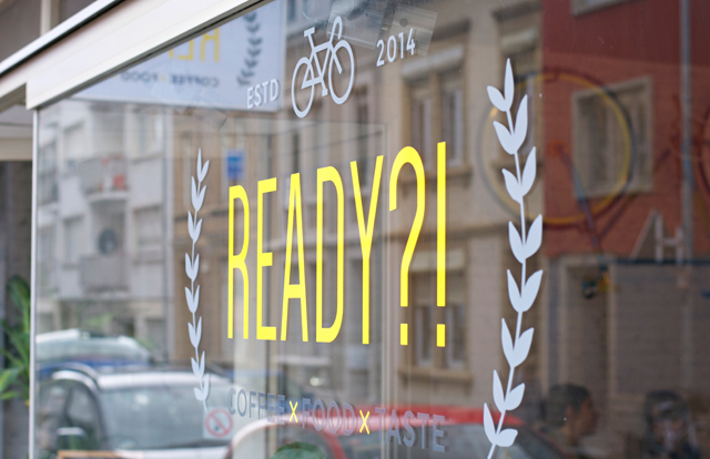 ready?! coffee shop Luxembourg Limpertsberg